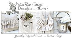 Katie Rose Cottage Design…. i could make these