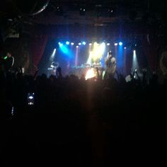 DJ Zone, Rob Sonic, Aesop Rock & Homeboy Sandman performed on Monday at Cervantes' Masterpiece Ballroom