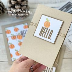 Cards For Friends, Inspire Others, Free Gifts, Stampin Up, Banner, Paper Crafts, Seasons, Crafty, Sunday