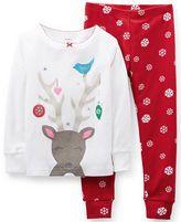 pijama blusa manga larga y pantalon de navidad