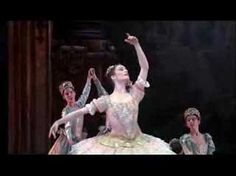 Sleeping Beauty - Aurelie Dupont in Aurora variation from second act