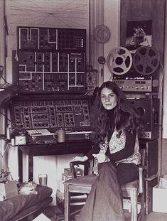 Laurie Spiegel. The Expanding Universe [1980]