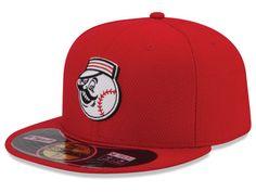 Cincinnati Reds New Era MLB Diamond Era 59FIFTY