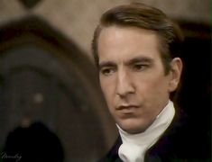 One of Rickman's breakout roles was as the Reverend Obadiah Slope in the BBC's 1982 <i>Barchester Chronicles</i>, an adaptation of two of Anthony Trollope's novels.