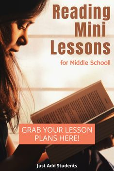 Middle School Reading, Student Reading, Teaching Reading, 7th Grade Ela, Sixth Grade, Reading Strategies, Reading Activities, Teaching Resources, Teaching Ideas