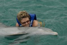 there's just something about a dolphin that makes you want to hug 'em!