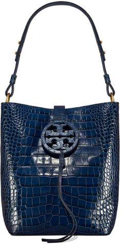 0eb5e4287f0f Tory Burch MILLER EMBOSSED HOBO  528  bags  shoulderbag  style  handbags   bolsa