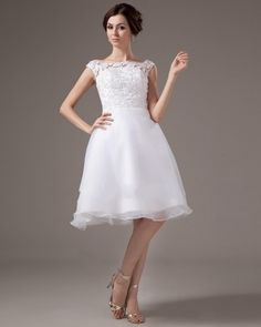 Short Dresses For Weddings Discount