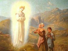 La Madre Angélica. Las profecías de la Virgen María de La Salette y sus ...