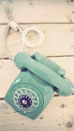 Telefono 746 menta
