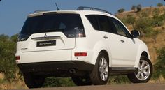 The traveler sees what he sees. The tourist sees what he has come to see. Mitsubishi Outlander