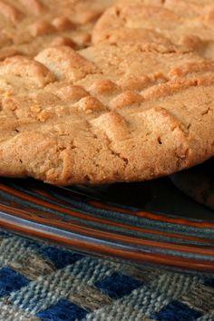 Peanut Butter Cookies (Weight Watchers)