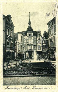 luisenplatz żabki leborskie Flora Und Fauna, German, Architecture, Painting, Geography, Castles, River, Environment, Mountains