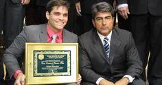 Piloto Victor Corrêa recebe título de cidadão honorário de Alfenas | VeloxTV