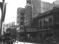 El cine Alameda en los años cincuentas