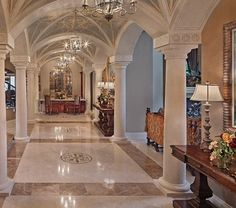 Inspire Me Home Decor On Pinterest Grand Entrance Grand