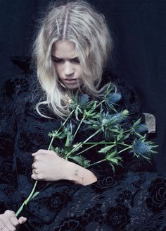 gabriella wilde for vs. magazine fall 2013, photographed by olivia frolich