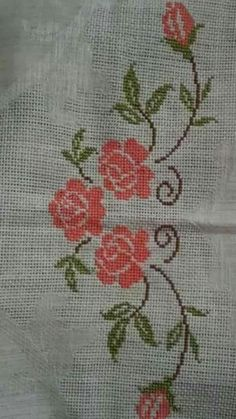 1 million+ Stunning Free Images to Use Anywhere Hand Work Embroidery, Cross Stitch Embroidery, Embroidery Patterns, Knitting Patterns, Crochet Patterns, Xmas Cross Stitch, Cross Stitch Rose, Cross Stitch Flowers, Cross Stitch Designs