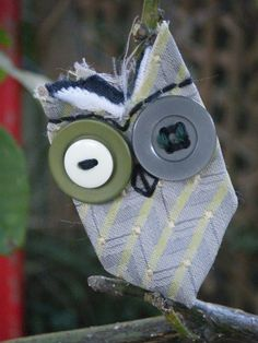 Necktie Owl
