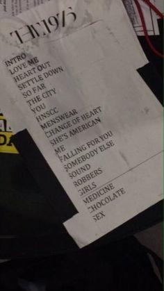 bastille setlist november 2014