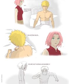 """berem: """"Hi there… So I found this on deviantart I hope you like it too… If it's so, please don't remove the credit to the artist and rate the artwork in the link… The credit is to gokfeuns…. Boruto 2, Narusaku, Naruto Shippuden Anime, Wattpad, Chica Anime Manga, Tumblr, Deviantart, Ships, Neverland"""