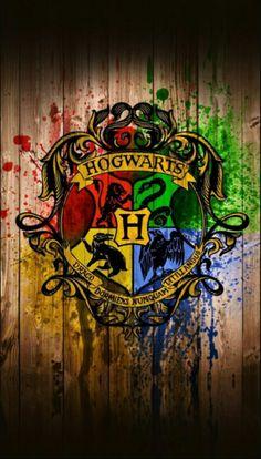 #HarryPotter brasão de Hogwarts