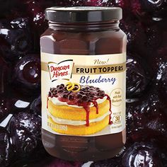 Fruit Toppers on Pinterest | Duncan Hines, Fruit and Cherries