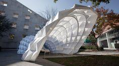 parametric pavilion - Поиск в Google