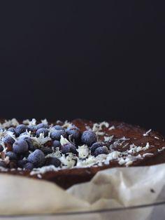 Mudcake Blueberry, Desserts, Photos, Food, Tailgate Desserts, Berry, Deserts, Pictures, Essen