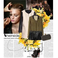 """""""Early Spring with Sheinside"""" by fashionqueengirl on Polyvore"""