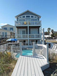 southern hospitality sandbridge beach vacation rental siebert rh pinterest com