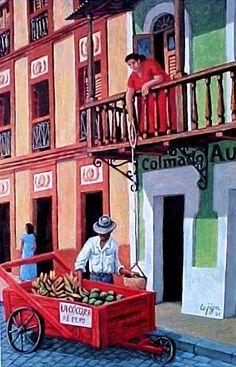 Puertorican Art