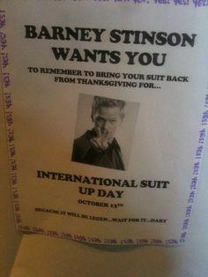 Neil Patrick Harris: Barney Stinson WANTS YOU!