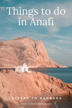 2020 Update: In this thorough guide you'll find the best things to do in Anafi. How to reach Anafi, where to stay, where to eat, the best beaches and more. Greece Vacation, Greece Travel, Vacation Spots, Beach Vacations, Vacation Resorts, Travel Europe, European Travel, Italy Travel, Travel Guides