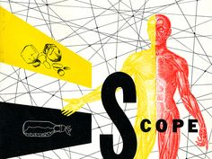 Display | Scope 6 Cover Lester Beall | Collection