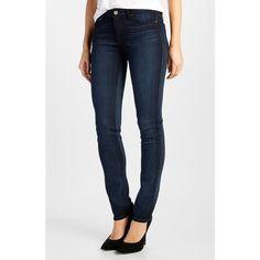 Paige Denim 'Transcend - Skyline' Skinny Jeans ($181) ❤ liked on Polyvore