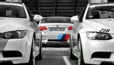 BMW E92 M3 Alpine White