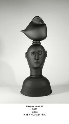 Richard Jolley Feather-Head #3