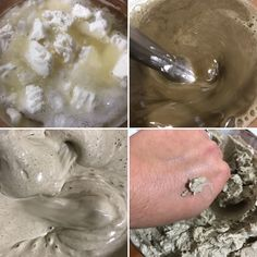 Whipped Hippie Body Butter in the making!