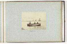 Henry Pauw van Wieldrecht | Roeiboot, Freshwater, Isle of Wight, Henry Pauw van Wieldrecht, 1889 |
