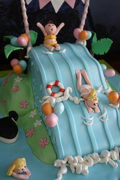 Sandy's Cakes: Elly's Waterslide