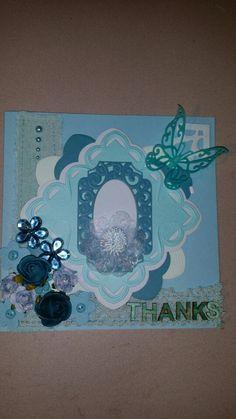 Een bedankkaart