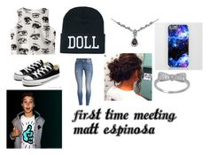 """""""First Time Meeting Matt Espinosa"""" by sweet-lemonade-348 on Polyvore"""