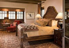 Real Life Inspiration: The Flying Diamond Ranch   Stylish Western Home Decorating