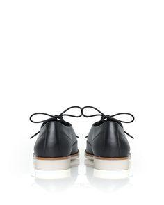 white soles