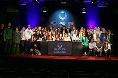 #DiasDeRadio ha sido un éxito gracias a todo el equipo que hay detrás y delante de las cámaras. Y sobre todo agradecer a todos nuestros invitados por acompañarnos. #EscuelaCES #Periodismo #Radio #Evento