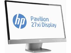 HP Pavilion 27xi 27-Inch Screen LED-lit Monitor HP http://www.amazon.com/dp/B00B332A9C/ref=cm_sw_r_pi_dp_.v1fwb1P1C4CC