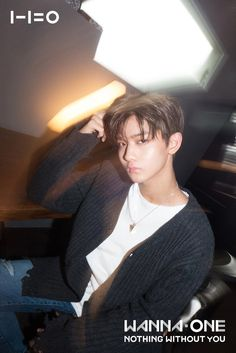 Wanna One 2nd Album Nothing Without You - Jinyoung (2)