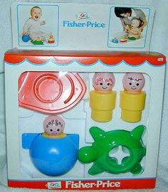 Fisher Price Floating Family