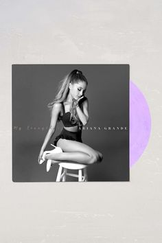 Ariana Grande - My Everything UO Exclusive LP - Urban Outfitters